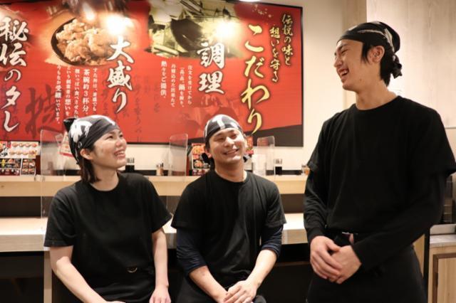 伝説のすた丼屋 中野店の画像・写真